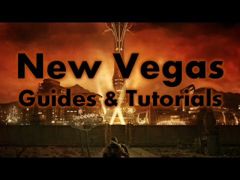 Fallout New Vegas Character Guide - Episode 3: Crafting