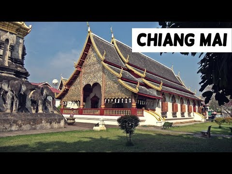 Top 5 Lugares Que Ver 1 Día En Chiang Mai | Tailandia 12# | Sureste Asiático