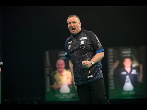 """Glen Durrant on beating MVG: """"The 'boring' word was highlighted but I think I've got his respect"""""""