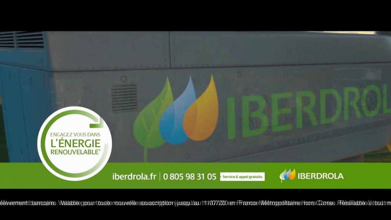 """Musique de la pub Iberdrola """"engagez-vous dans l'énergie renouvelable""""  Mai 2021"""