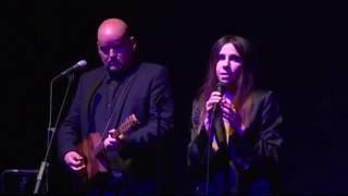 PJ Harvey Live Volksbühne Berlin 19.6.2016