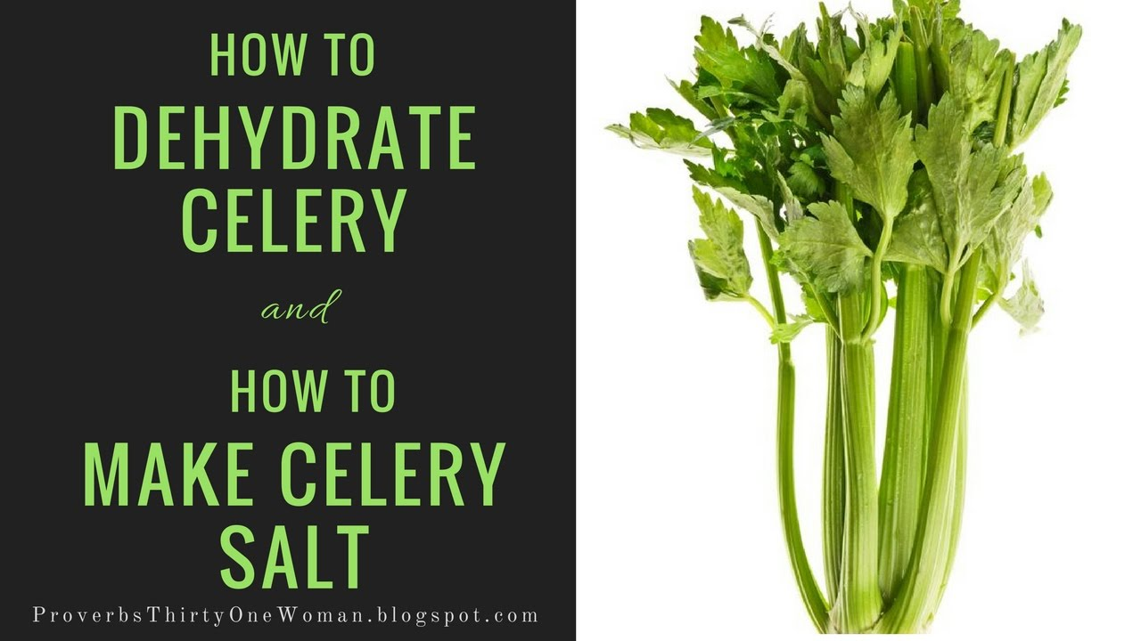 How Much Celery Salt Equals One Celery Stalk Miss Vickie