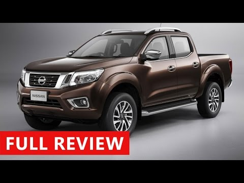 2017 Nissan Np300 Navara Interior Amp Exterior Full Review