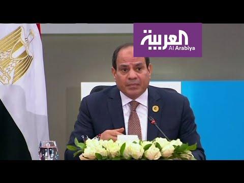 السيسي: الأمن القومي المصري يتأثر بالموقف في ليبيا  - نشر قبل 6 ساعة