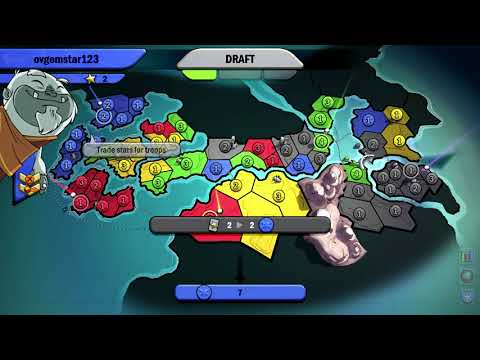 RISK Factions chapter 5 done the game