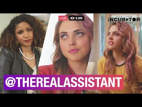@TheRealAssistant | Teaser | ft. Madeleine Byrne | New Form | Incubator Gold Mine