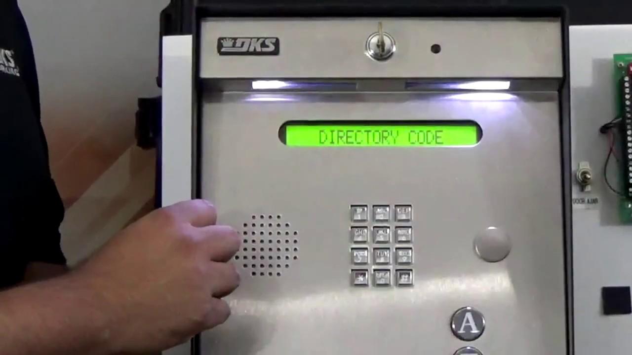 Doorking Device Code Programming