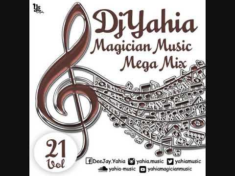 ساحر المزيكا ميجا ميكس 21 DJ Yahia Magician Music Mega Mix Vol 21 English Arabic Mashup 2018
