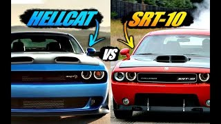 Dodge Challenger SRT10 Concept 2009 Videos