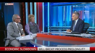 Watch John Longworth explain why Brexit will boost the economy on Sky News