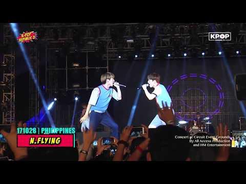 [Hallyu Daily] NCT 127, GFriend, Cosmic Girls & N.Flying at K-Pop Republic 2