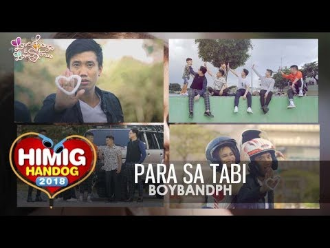 Para Sa Tabi - BoybandPH | Himig Handog 2018 (Official Music Video)