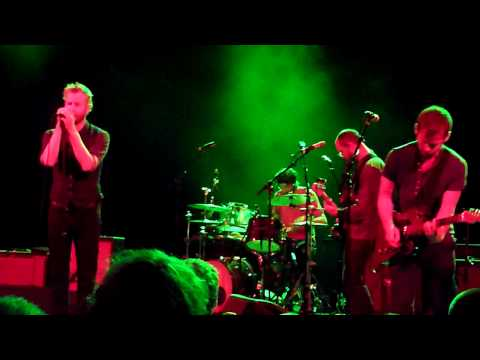 The National - Available & Cardinal Song (live at The Riverside)