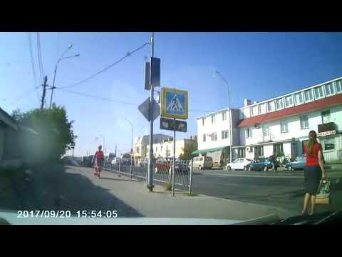 видео: Сбили бабушку с ребёнком
