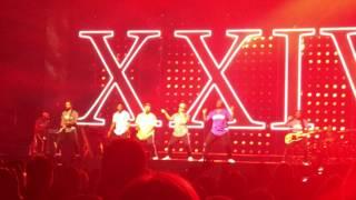 Bruno Mars - 24K Magic - 24K Magic World Tour - 2017-08-05 - Xcel Energy Center, St Paul