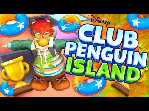 Club Penguin Island : PLAYING AROUND!!!! {+NEW IDEAS} ~ Sqaishey