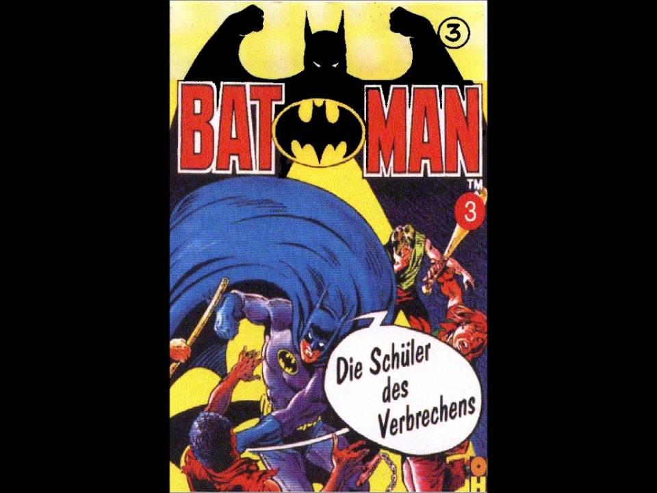 Batman Hörspiele