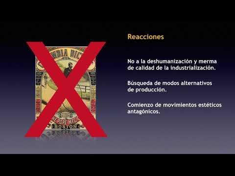 Revolución Industrial Y Proyectos Alternativos
