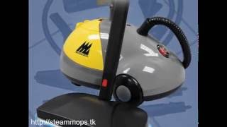 McCulloch MC 1275 Heavy Duty Steam Cleaner Review