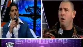 Showmatch 2010 - Fuerte pelea entre Fort y la Mole