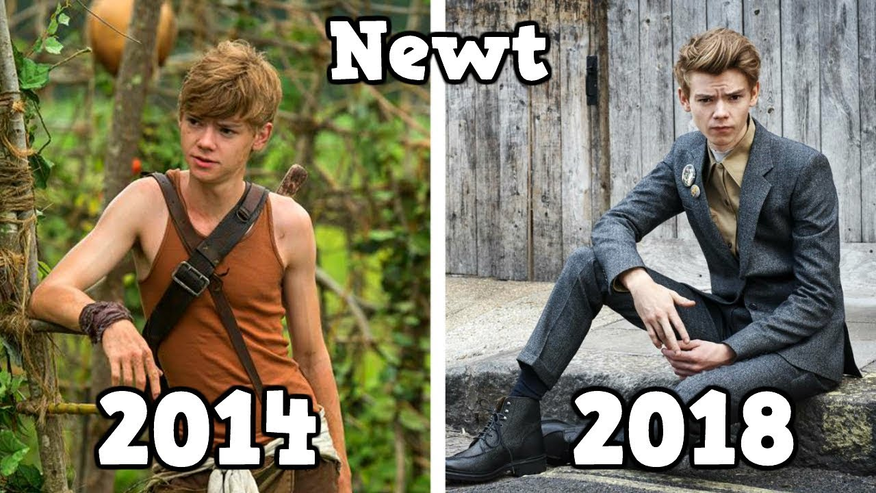 Download The Maze Runner Before and After 2018