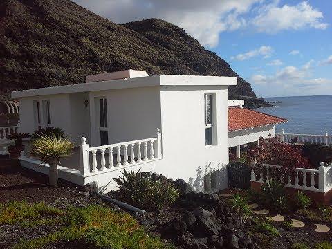 El Hierro seafront luxury villa for sale by Belfin Property, Canary Islands, Spain