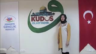 Temsilci Genç Tanıtım Videosu 2018 -GSB - HÜLYA DEMİRDOĞAN