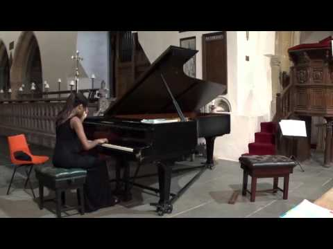 Isata Kanneh-Mason plays Chopin Ballade No 1