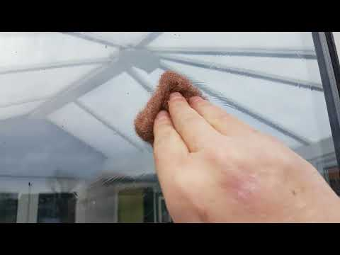 Bronze wool - Window Cleaning - Paint and varnish removal
