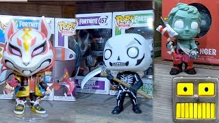Baixar (All The Fortnite Funko Pops) At The 2019 New York Toy Fair Funko Booth
