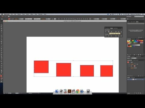 How to Align Objects | Adobe Illustrator