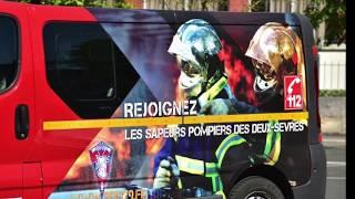 SDIS 79 journée nationale des sapeurs-pompiers