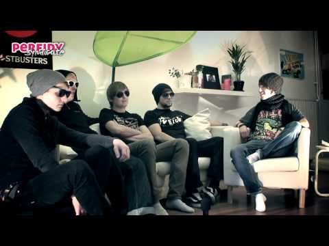 A Day of Mine - Interview - Perfidy Syndicate