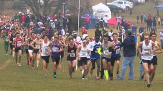 NAIA Cross Country National Championships 2014 8000M Men