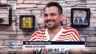 Jawline Dolgusu Nedir ? | Maya Estetik Klinik | Dr. Abdurrahman Efem | 8'de  Sağlık - YouTube