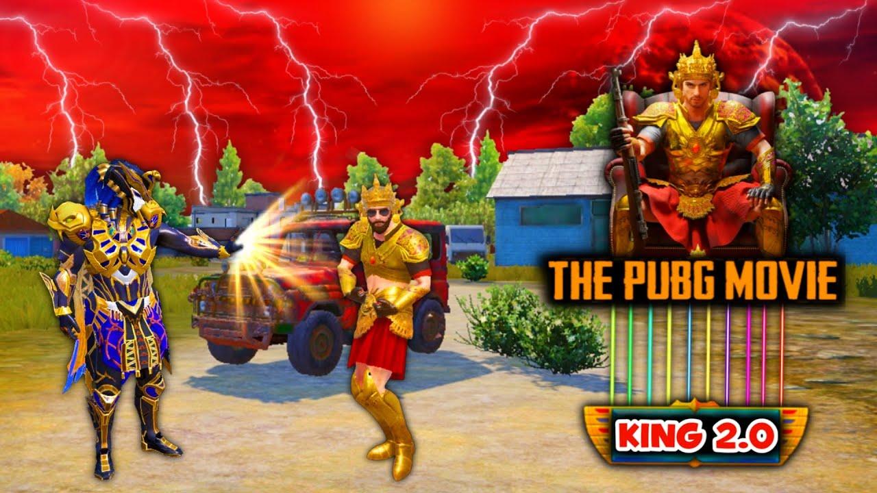 Pharoah & King are Back 🔥 | King Of Erangle | Pubg Movie | Pubg Short Film