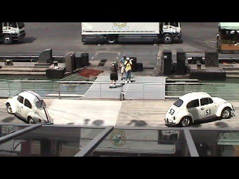 Lights, Motors, Action! 2006 FULL Extreme Stunt Show w/Herbie The Love Bug, Disney-MGM Studios