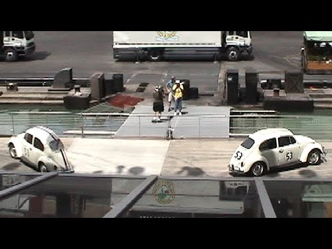 Lights, Motors, Action! 2006 FULL Extreme Stunt Show w/Herbie The Love Bug, Disney-MGM Studios