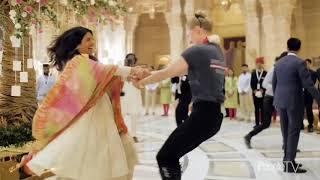 Latest Priyanka Chopra & Nick Jonas wedding video