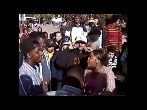 1994 Berkeley High School California - Rap Freestyle Cipher