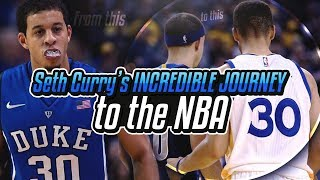 The BEST In The CURRY Family!? The INSPIRING Story Of SETH CURRY's NBA Journey!