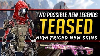 Apex Legends New Heroes Teased - New Skins but are they too expensive?