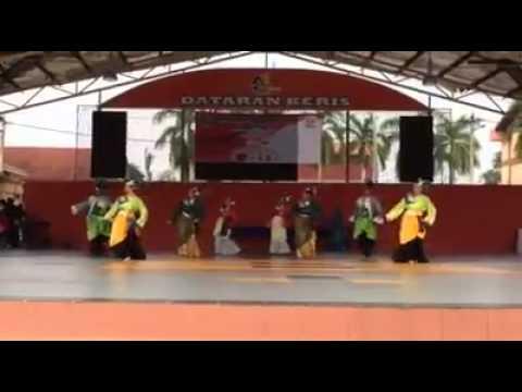 Zapin Rock by Lenggok Selayang for closing song