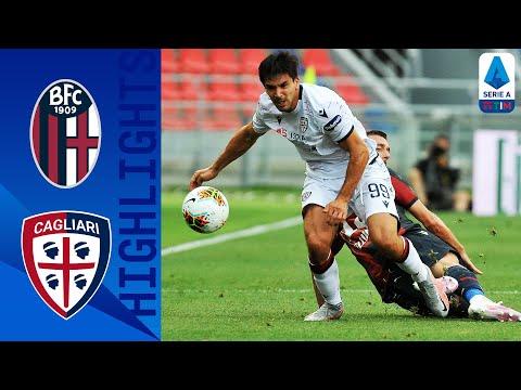 Bologna 1-1 Cagliari | Simeone Scores Again as Bologna and Cagliari Share the Points | Serie A TIM