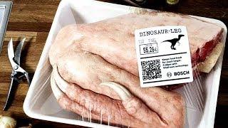 Шашлык из динозавра. Без обмана(Журналисты советуют: перед тем как купить шашлыки в виде полуфабриката в пакете или в ведёрке, надо внимате..., 2014-07-07T20:00:00.000Z)