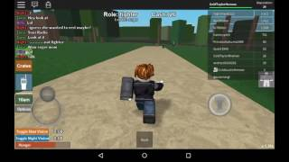 Playing ROBLOX with my brother- TSG