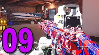 Rainbow Six Siege PC - Part 9 - Carrying the Squad!