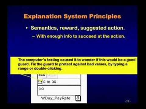 End User Software Engineering