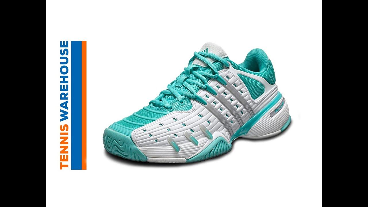 adidas Barricade V Classic Women's Shoe Review