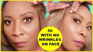 ONLY 5 MINUTES DAILY FOR WRINKLE FREE SKIN, DO THIS WHILE YOU WATCH